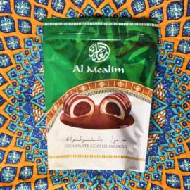 Chocolate Coated Ma'amul Pouch